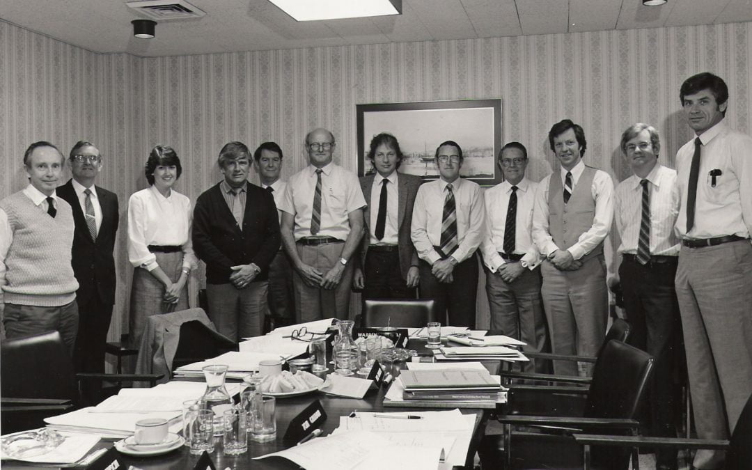 Bob Pearson, engineering industry icon