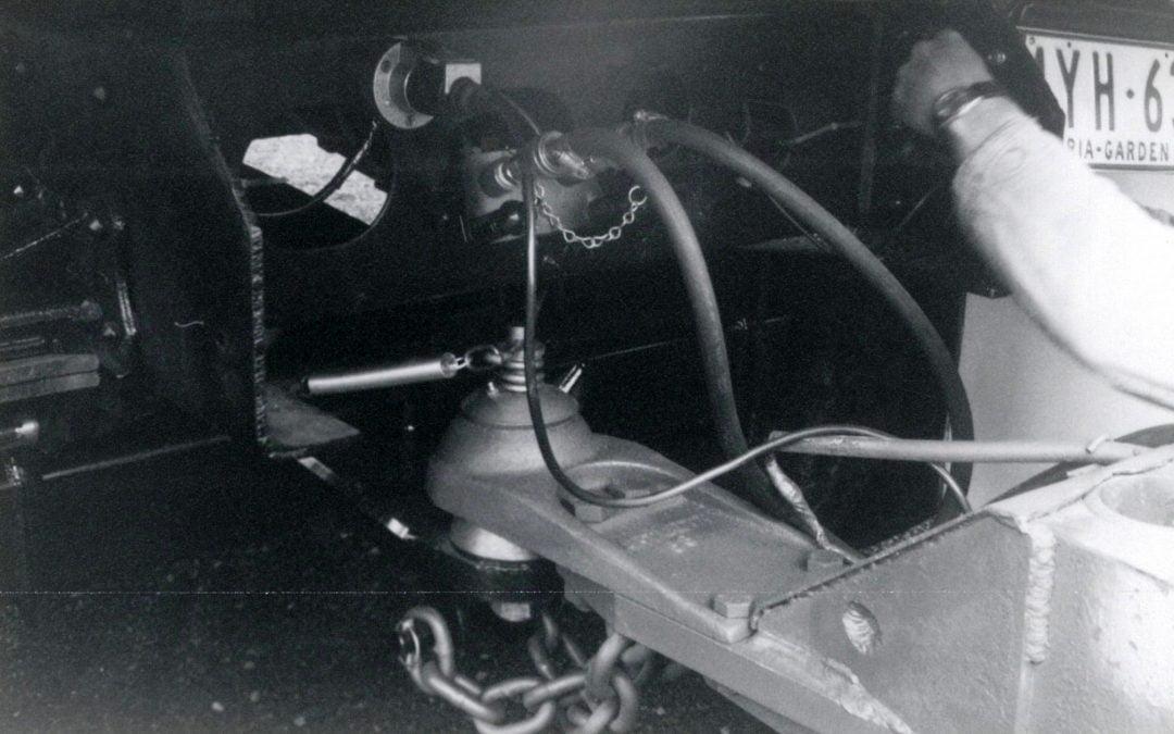 Geoff Bartlett - engineering industry icon