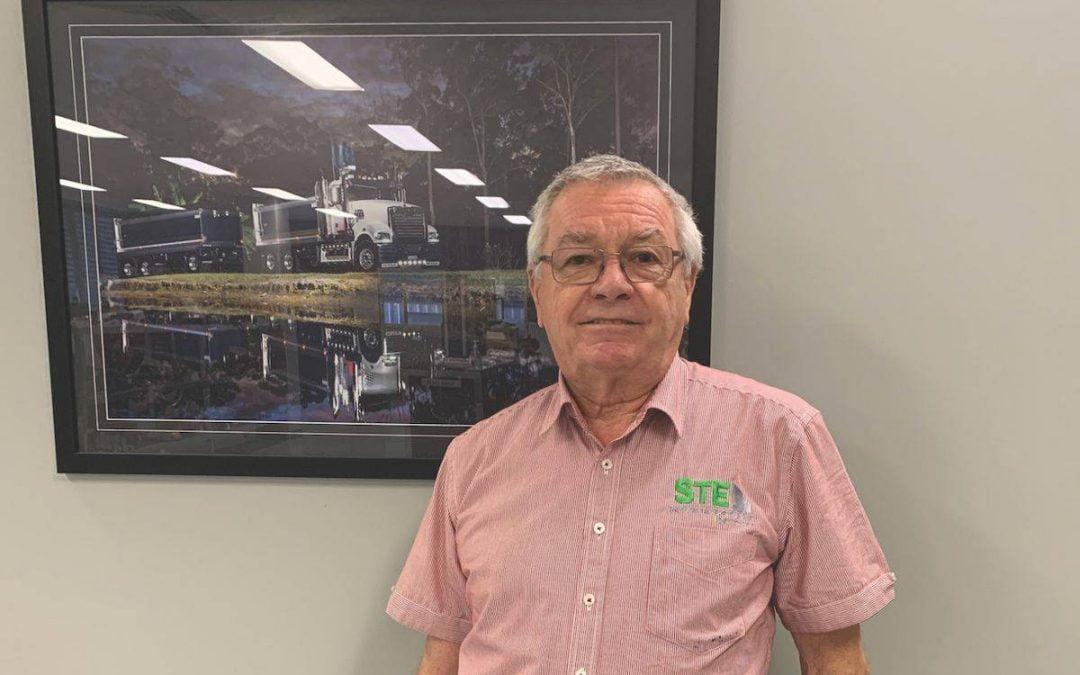 Graham Weatherhog and truck body building