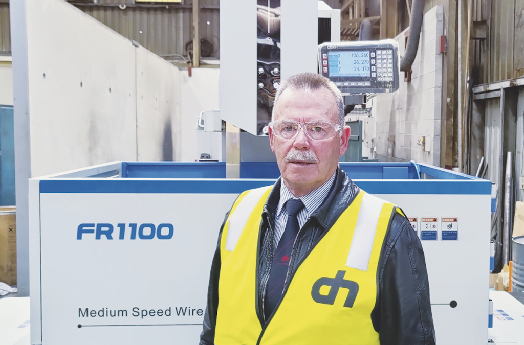 John White and the development of superior hydraulics solutions